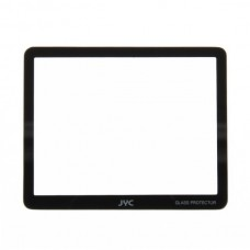 Genuine JVC Professional Optical Glass Camera LCD Protector Cover for Canon 40D/50D/5II
