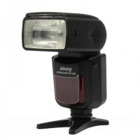 OLOONG SP-680N Flash Speedlite Speedlight for Nikon DSLR (4xAA)