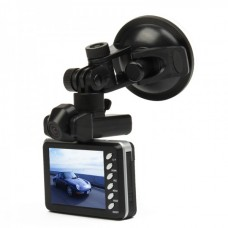 "2.8"" TFT 2-CH Dual-Camera 3.0MP Car DVR Camcorder with HDMI/TF Slot"