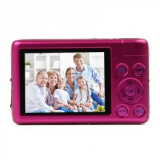 """DC660 5.0MP CMOS Compact Digital Video Camera with 8X Digital Zoom/USB/SD (2.7"""" TFT LCD)"""