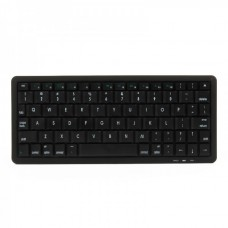 78-Keys Compact Rechargeable Bluetooth Wireless Keyboard for iPhone/iPad/Desktop/Laptop/Mobile