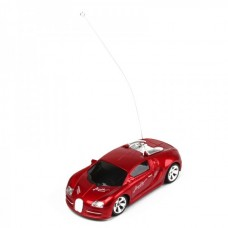 Cool R/C Model 1:32 Scale Plastic Racing Car - Red (3*AA/2*AA)