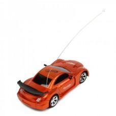 Cool R/C Model 1:32 Scale Plastic Racing Car - Orange (3*AA/2*AA)