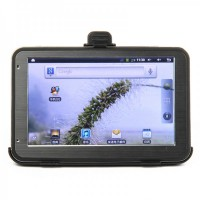 "5"" Touch Screen Android 2.3 Table PC w/ GPS Navigation / WiFi / TF (4GB)"