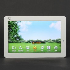 "8"" LED Glasses-Free 3D Digital Multimedia Player w/ SD Slot (4GB)"