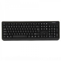 2.4GHz Wireless 104-Key QWERTY Keyboard 1000DPI Mouse w/ Receiver Combo