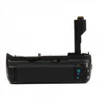 BP-7D Vertical External Battery Grip for Canon 7D