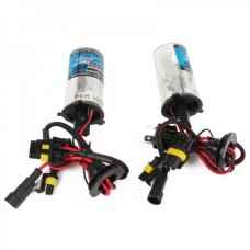 H4-2 35W 6000K 3200-Lumen White Light Xenon HID Headlamps w/ Ballasts Set (9~16V / Pair)