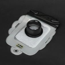 20-Meter Waterproof PU Housing Case w/ Arm Belt for Digital Camera