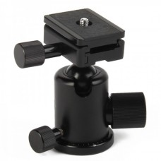 Tripod Ball Head with Quick Release Plate Adapter