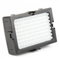 7W 5700K 112-LED White Light Video Lamp for Camera/Camcorder