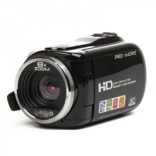 "HD-C4 2.7"" TFT LCD 5.0 Mega Pixels 8X Digital Zoom Camcorder with SD Slot (4*AAA)"