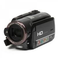 "HD-9Z 3.0"" TFT LCD 5.0 MP CMOS Digital Video Camcorder with 5X Optical Zoom/HDMI/TV-Out/SD"