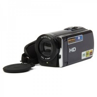 "5.0MP CMOS 720P HD Digital Video Camcorder w/ 16X Digital Zoom/HDMI/AV/SD (3.0"" LCD)"