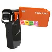 "5MP CMOS HD 720P Digital Video Camcorder w/ 4X Digital Zoom/SD Slot (2.4"" TFT LCD)"