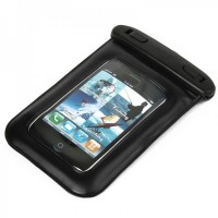 Waterproof Armband Case with In-Ear Earphone Set for iPhone 3G/3GS