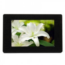 "7"" TFT LCD Glasses-Free 3D Digital Multimedia Player Photo Frame w/ 2GB SD Card/AV-Out"
