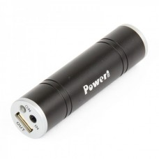 2200mAh Rechargeable Portable Emergency Power with Phone Adapters