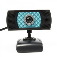 USB 2.0 300K Pixel Driverless Webcam for PC/Laptop