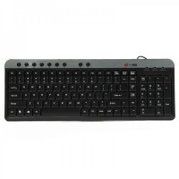 MC Saite 105-Key Mini Portable USB Wired Keyboard (120CM-Cable)