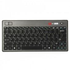 Genuine MC Saite 83-Key Mini Portable 2.4G Wireless Keyboard w/ Trackball Mouse & Receiver (2 x AAA)