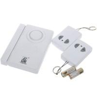 Window and Door Magnetic Sensor Anti-Theft Security Alarm (100dB/3*AAA)