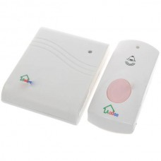 Digital Wireless Doorbell (32-Melody Choice)