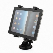 Universal Car Swivel Plastic Mount Holder for iPad/GPS/Netbook/DV