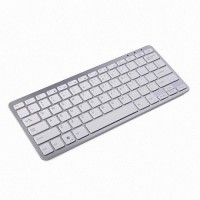 Ultra Slim Wireless Bluetooth Keyboard For Ipad