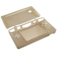 Protective Silicone Case for NDSi/DSi (Translucent Grey)