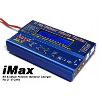 IMax B5 Ni-MH/CD Li-ion/Polymer/Pb LED battery charger