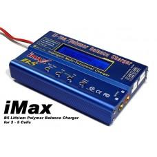 IMax B5 Ni-MH/CD Li-ion/Polymer/Pb LED battery charger