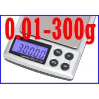 DIGITAL POCKET SCALE 300g/0.01g