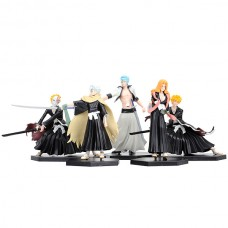 Bleach Cartoon Figures (5-Figure Set)