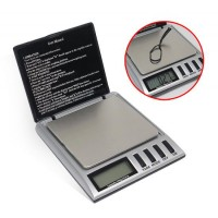 500 x 0.1 Gram Digital Pocket Scale Jewelry gold Scale