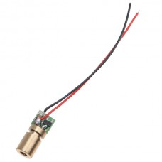 6mm 5mA Red Laser Module (3.5~4.5V)