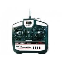 EK2-0404E-mode1 Transmitter 4CH  (W/trainer) 72MHZ