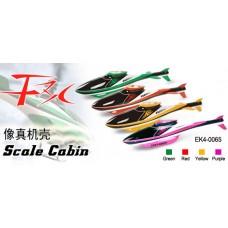 Belt-CP v2 Parts:EK4-0065R F3C Scale cabin 724*108*134mm\150-170g (red)