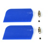 Belt-CP v2 Parts:000679 EK1-0414L paddle Set(Blue)