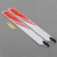 Belt-CP v2 Parts:001470 EK4-0009R Wooden blade:315*32*4.5  mm (red)