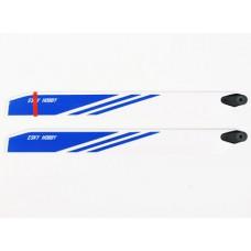 Belt-CP v2 Parts:001469 EK4-0009L Wooden blade:315*32*4.5  mm (Blue )