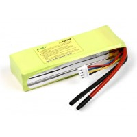 HONEYBEE KING3 Parts:000175 EK1-0183 Li-Polymer battery11.1v1500mAh dis-15C(with T connecter)