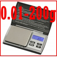 200g 0.01g digital diamond scale