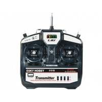 HONEYBEE KING3 Parts:001715 EK2-0406F-mode2 Transmitter 6CH