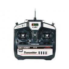 HONEYBEE KING3 Parts:001715 EK2-0406F-mode2 Transmitter 6CH