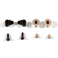 HONEYBEE KING3 Parts:000707 EK1-0437 Belt wheel set