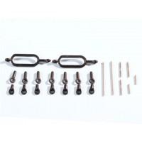 HONEYBEE KING3 Parts:000702 EK1-0433 Push rod set
