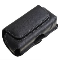Protective Leather Case with Belt Clip for Nokia N73/N78/N82