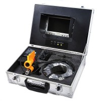 "Underwater Fishing CCD 20M Camera + 7"" Color Monitor System"