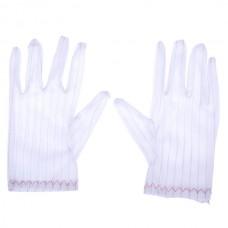 Anti-Static Terylene Gloves for Electronic DIY (4-Glove Pack)